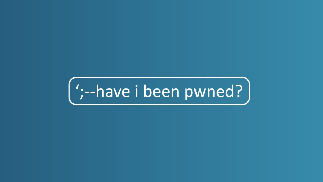 HaveIbeenPwned to go Open-Source