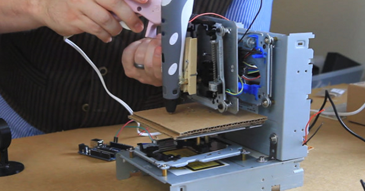 Researcher Demonstrate Hacking of 3D Printer by Triggering a Fire