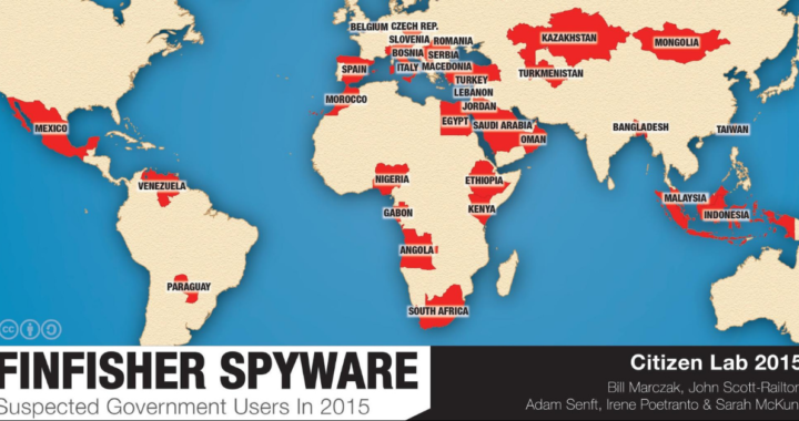 Spyware company FinFisher office raided over illegal exporting of confidential software