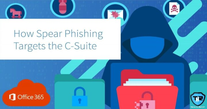 C-Suites Suffer Targeted Phishing Attacks