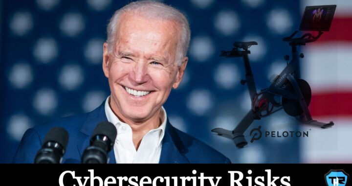 Cybersecurity Researchers Suggests That Joe Biden's Peloton Bike Can Cause Cybersecurity Threat