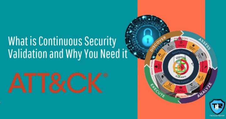 Why Continuous Security Validation Is Crucial Nowadays ?