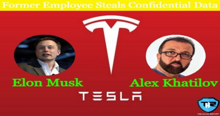 Former Employee Of Tesla Alleged Of Thieving About 26,000 Confidential Documents