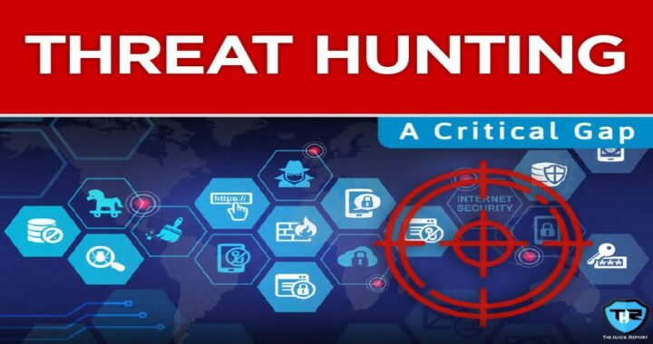 A Severe Gap Filled By Threat Hunting