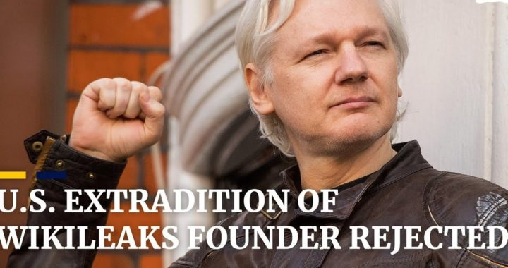 U.S. Request To Extradite WikiLeaks Founder Julain Assange, Rejected By British Court