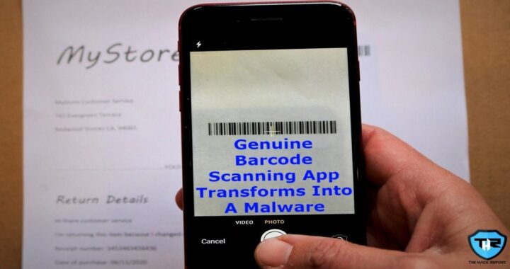 A Single Update Of Barcode Scanner App Over Google Play Store Infects Around 10 Million Users