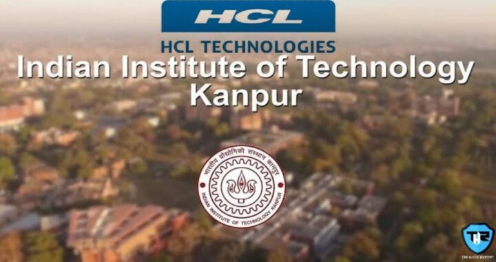 MoU Signed By HCL Technologies With IIT-Kanpur For The Development Of Cybersecurity