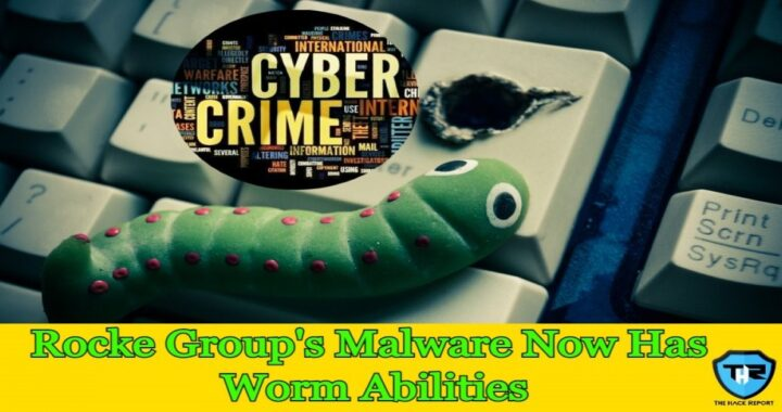 The Malware Hosted By Rocke Group Has Now Received Abilities Of A Worm