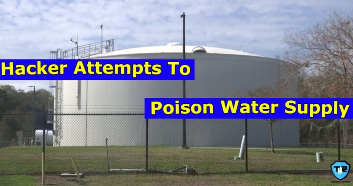 Hacker Broke Into Florida's Treatment System And Attempted To Poison The Water Supply